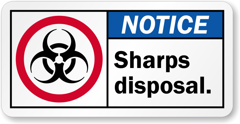 Free Sharps Disposal Now Available In Hendricks County