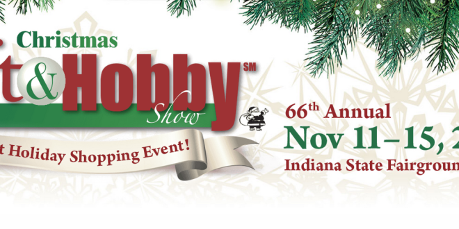 Christmas Gift Hobby Show Tickets Now Available At Marsh Wyrz Org