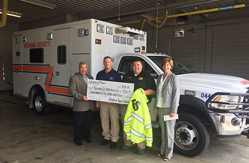 Operation Round Up Contributes to Putnam County Operation