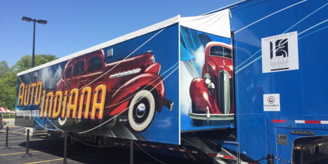Indiana Historical Society Traveling Exhibit to Make Pit