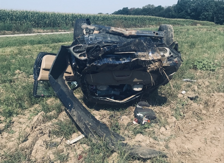 Single Vehicle Accident in Sullivan County Sends One to the